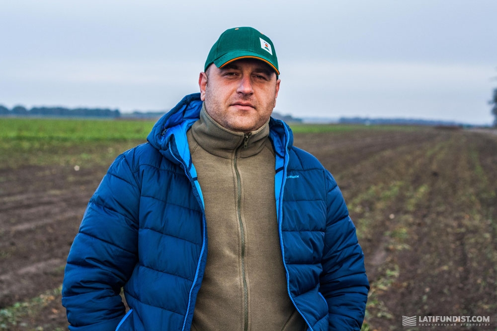 Владимир Курячий, региональный представитель «КВС-УКРАИНА» в Полтавской области